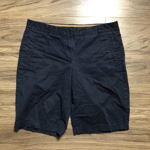 Jcrew stretch shorts